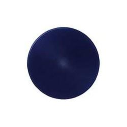 Disque Pmma - Bleu nuit transparent - 18mm